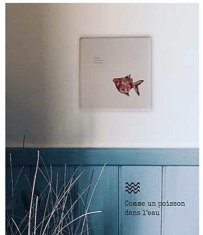 DECO MURALE carreau artisanal lldeco