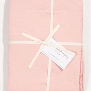 drap plat_BLUSH-rose-lin