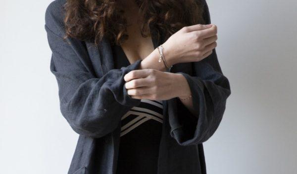 kimono femme lin lldeco