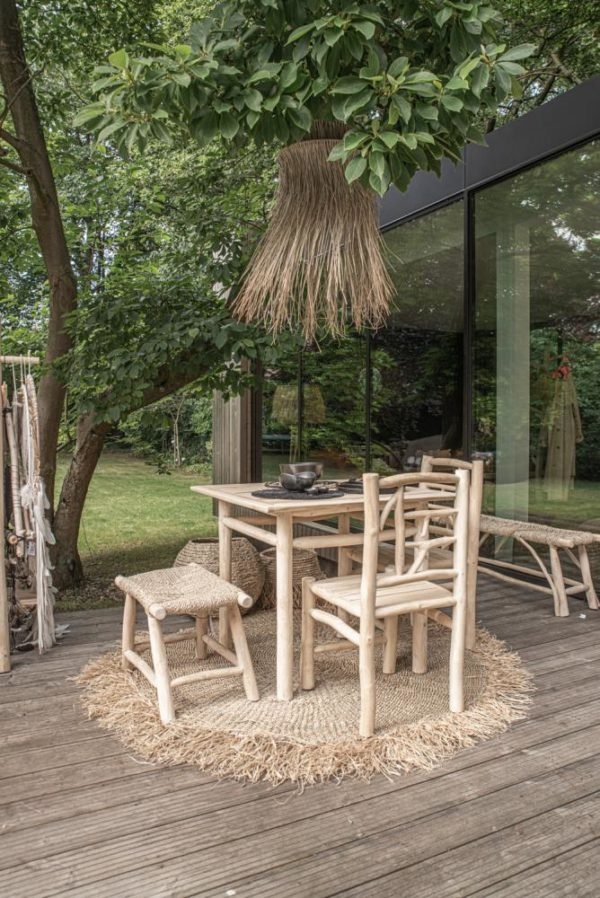 AMBIANCE BOHO CHIC NATURELLE BY LLDECO