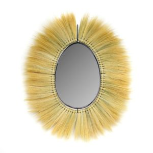miroir oval royal by lldeco