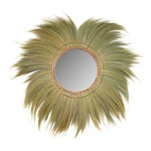 miroir rond mufasa by lldeco