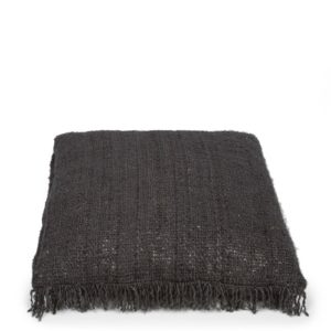 GRAND COUSSIN CARRE NOIR CHIC GROSSE MAILLE