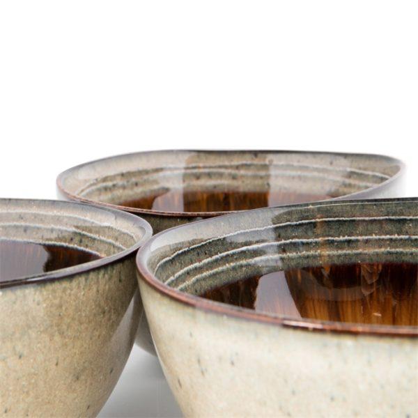 lot de 6 grands bols ceramique